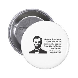 Lincoln Pin