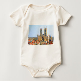 Lincoln, Inglaterra Body Para Bebé