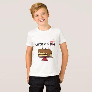 Lindo como torta embroma la camisa