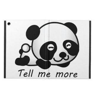 Lindo dígame más panda