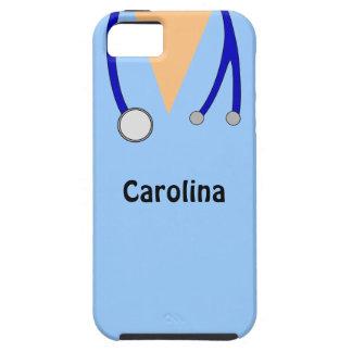Lindo friega la cubierta médica personalizada del iPhone 5 Case-Mate carcasa