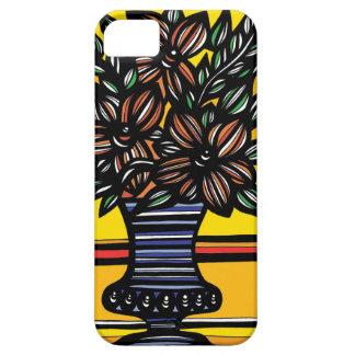 Lindo magnífico lindo inteligente iPhone 5 Case-Mate protector