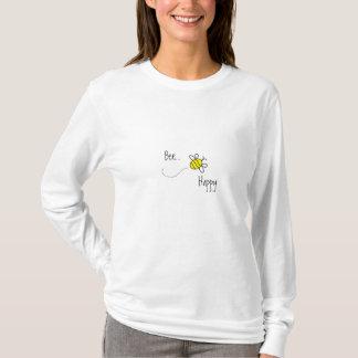 Lindo manosee la camiseta de las señoras de la