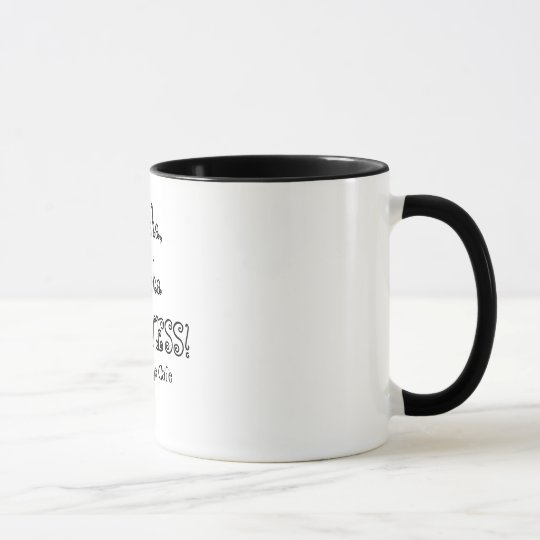 LINDO, taza de café de la moca