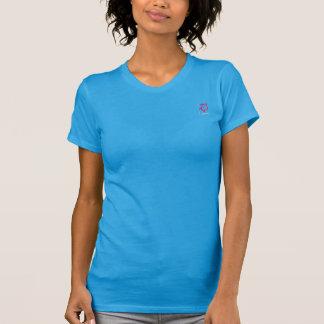 """LineA """"Awesome=Carlos"""" LavaHonu púrpura Camiseta"""