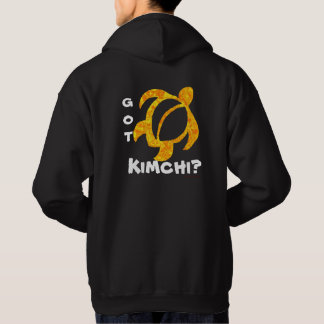 "LineA ""consiguió Kimchi?"" Honu Sudadera"