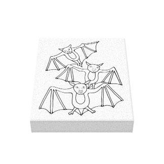 Línea diseño de los palos de la mascarada del arte