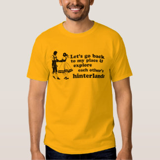 Línea divertida de la recogida de Oktoberfest Camisetas