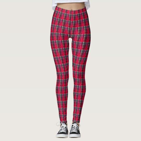 Línea impresión leggings