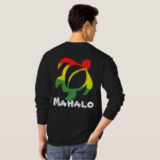 LineA Mahalo Honu Camiseta