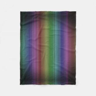 Línea modelo de la raya de la roca del arco iris manta polar