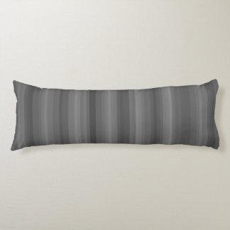 Línea oscura modelo industrial de la raya del gris