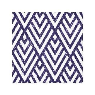 Línea púrpura modelo del brillo en la impresión de
