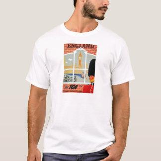 Líneas de aire de Transporte-Canadá del vintage Camiseta