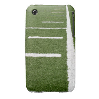 Líneas del fútbol funda para iPhone 3 de Case-Mate