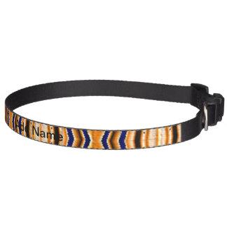 Líneas onduladas modelo collares para perros