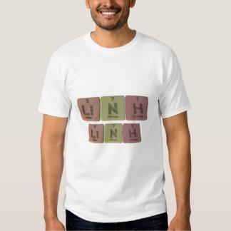 Linh como hidrógeno del nitrógeno del litio camiseta