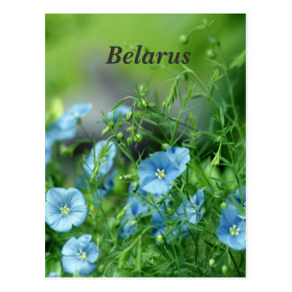 Lino de Bielorrusia Postal