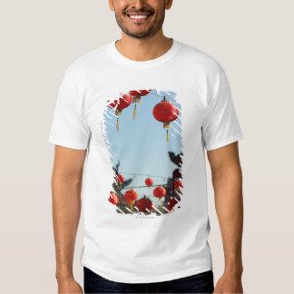 Linternas en Chinatown Camisetas