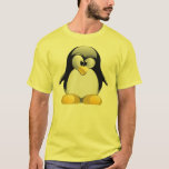 Linux androide oficial Tux Camiseta