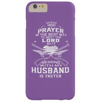 ¡Lío con mi marido! Funda Barely There iPhone 6 Plus