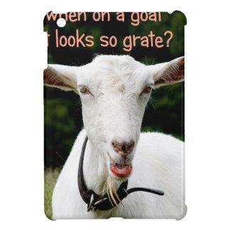 Lipstik en una cabra