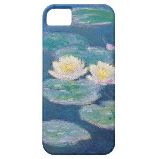Lirios de agua - Claude Monet Funda Para iPhone SE/5/5s