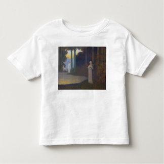 Lirismo en el bosque, 1910 camisetas