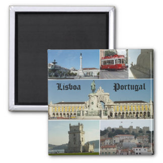 Lisbao Lisboa Portugal Iman De Nevera