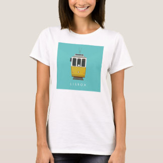 Lisbon Tram Camiseta
