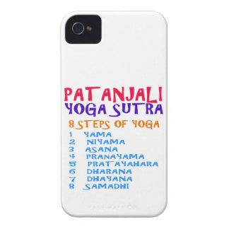 Lista de la compilación de Sutra de la yoga de iPhone 4 Funda