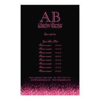 Lista de precios de la estrella del negro rosado