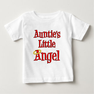Little Angel de tía Camiseta De Bebé