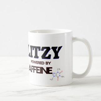Litzy accionó por el cafeína tazas