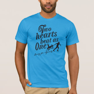Living for Agility Camiseta
