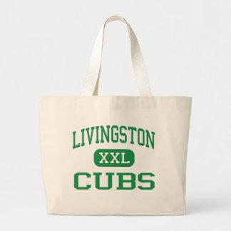 Livingston - Cubs - joven - Livingston Tejas Bolsa Tela Grande