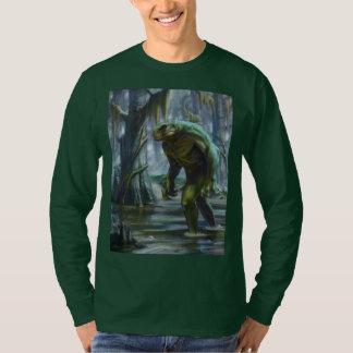 Lizardman del pantano del mineral de Scape Camiseta