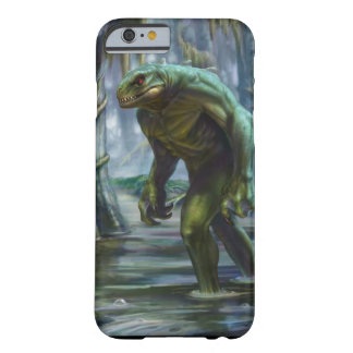 Lizardman del pantano del mineral de Scape Funda Barely There iPhone 6