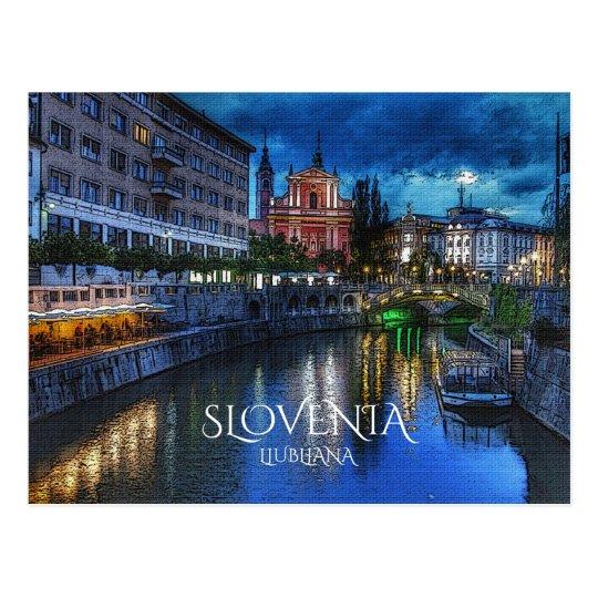 Ljubljana Postal