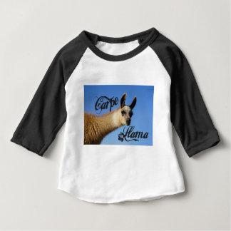 Llama de Carpe Camiseta De Bebé