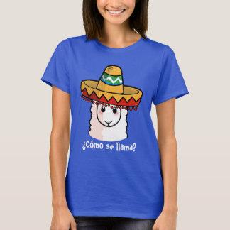 ¿Llama del SE de Cómo del ¿? Camiseta