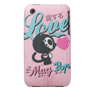 ¡Llamada para el amor! iPhone 3 Fundas