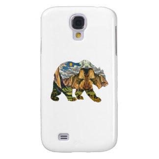 Llamadas de Yosemite Funda Para Samsung Galaxy S4