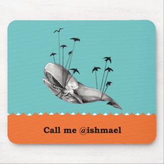 Llámeme color de Mousepad del @ishmael