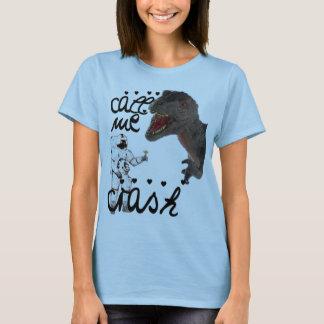 Llámeme los Desplome-Chicas camisa (astro-Dino)