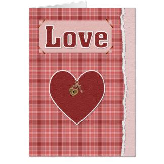Llave a mi tarjeta del corazón