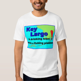 Llave del logotipo de UKFC largo Camisetas