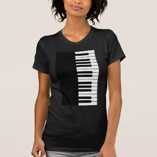 Llave del piano camiseta