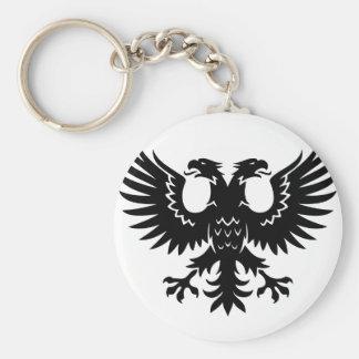 Llavero 2 dirigieron el águila
