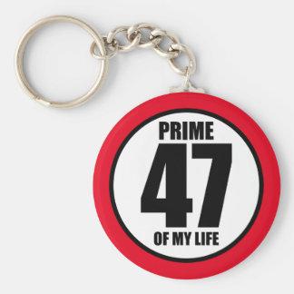 Llavero 47 - prima de mi vida